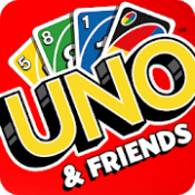 Androidアプリ「UNO ™ & Friends」のアイコン