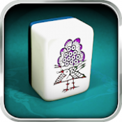 Androidアプリ「四人麻雀:無料版(初心者から上級者まで楽しめる完全無料の本格麻雀)」のアイコン