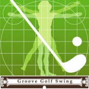 Androidアプリ「Groove Golf Swing for Android」のアイコン
