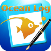 Androidアプリ「Ocean Log - オーシャンログ -」のアイコン