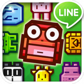 Androidアプリ「LINE ZOOKEEPER」のアイコン