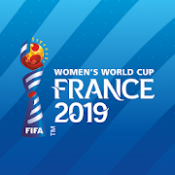 Androidアプリ「FIFA Women's World Cup France 2019™ Official App」のアイコン