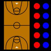 Androidアプリ「バスケットボールの戦術版」のアイコン
