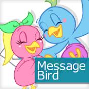 Androidアプリ「メッセージバード-ヒマつぶしチャットや友達作りの通話アプリ」のアイコン