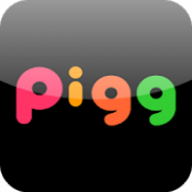 Androidアプリ「ピグトーク  アバターで手軽にチャット♪」のアイコン