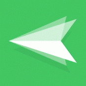 Androidアプリ「AirDroid: リモートアクセス &ファイル」のアイコン