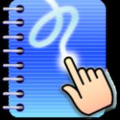 Androidアプリ「直感!手書きメモ」のアイコン