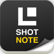 Androidアプリ「SHOT NOTE」のアイコン