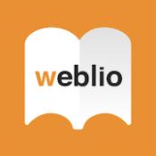 Androidアプリ「英語辞書アプリWeblio - 英和辞典/和英辞典・英語翻訳・英語訳・発音・勉強・単語・リスニング」のアイコン