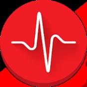 Androidアプリ「カーディオグラフ - Cardiograph」のアイコン