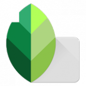 Androidアプリ「Snapseed」のアイコン