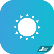 Androidアプリ「Weather +」のアイコン
