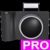 Androidアプリ「ズームカメラプロ」のアイコン