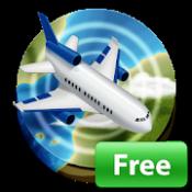 Androidアプリ「フライト状況追跡・到着便案内&出発時刻表示板つき- FlightHero Free」のアイコン