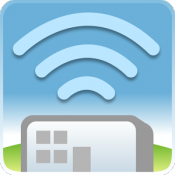 Androidアプリ「WiFi Finder」のアイコン