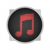 Androidアプリ「音楽プレーヤー」のアイコン