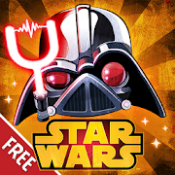 Androidアプリ「Angry Birds Star Wars II Free」のアイコン