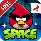 Androidアプリ「Angry Birds Space」のアイコン
