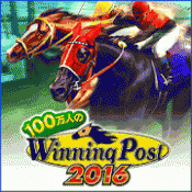 Androidアプリ「100万人のWinning Post for mobcast」のアイコン