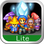 Androidアプリ「CRYSTAL DEFENDERS Lite」のアイコン