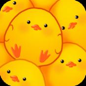 Androidアプリ「ひよこまみれ」のアイコン