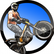 Androidアプリ「Trial Xtreme 2 Winter」のアイコン