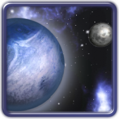 Androidアプリ「GyroSpace 3D Live Wallpaper」のアイコン