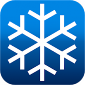 Androidアプリ「Ski Tracks」のアイコン