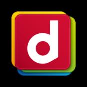 Androidアプリ「dメニューウィジェット」のアイコン