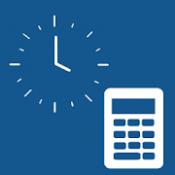 Androidアプリ「勤怠・勤務管理、給与・交通費・手当計算、一括入力、複数勤務」のアイコン