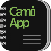 Androidアプリ「CamiApp (キャミアップ)」のアイコン