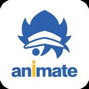 Androidアプリ「アニメイトアプリ」のアイコン