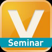 Androidアプリ「V-CUBE セミナー モバイル」のアイコン