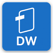 Androidアプリ「DocuWorks Viewer Light」のアイコン