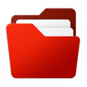 Androidアプリ「ファイルマネージャ (File Manager)」のアイコン