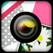 Androidアプリ「Decola Girl -かわいくアレンジ◎写真加工アプリ-」のアイコン