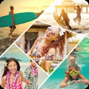 Androidアプリ「Photo Collage - InstaMag」のアイコン