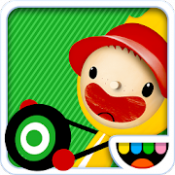 Androidアプリ「トッカ・カー  (Toca Cars)」のアイコン