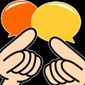 Androidアプリ「さわっておしゃべり!お絵かきフリー (幼児用)」のアイコン