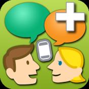 Androidアプリ「VoiceTra+ (旅行会話の翻訳)」のアイコン