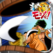 Androidアプリ「ONE PIECE 剣豪 ロロノア・ゾロ 歴戦の猛者達」のアイコン