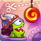 Androidアプリ「Cut the Rope: Time Travel」のアイコン
