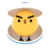 Androidアプリ「ぴよ盛り」のアイコン