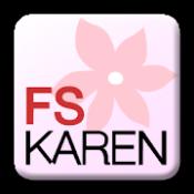 Androidアプリ「FSKAREN(日本語入力システム)」のアイコン