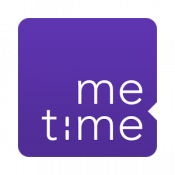 Androidアプリ「ミタイム(me.time)」のアイコン