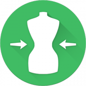 Androidアプリ「ボディマス指数計算機 - 体重理想 - (BMI 計算)」のアイコン