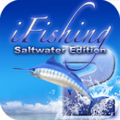 Androidアプリ「i Fishing Saltwater 2」のアイコン