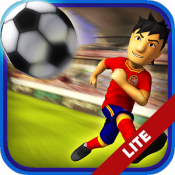 Androidアプリ「Striker Soccer Euro 2012」のアイコン