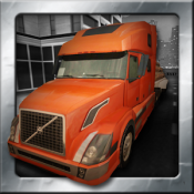 Androidアプリ「Parking Truck Deluxe」のアイコン