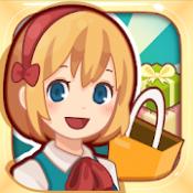 Androidアプリ「ハッピーモール:シミュレーションゲーム」のアイコン